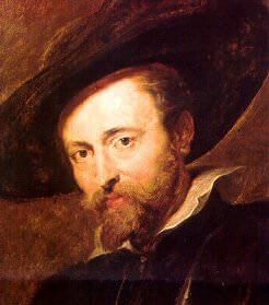 Peter Paul Rubens Portrait